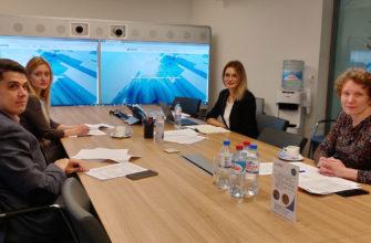 """Первое заседание Экспертной группы по нормативному обеспечению Ассоциации """"Цифровая экономика"""""""