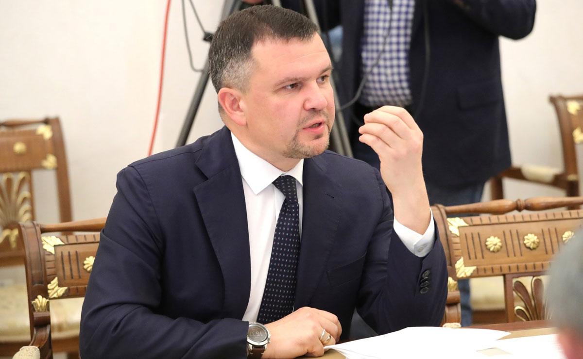 Максим Акимов принял участие в пленарной дискуссии «Лидеры технологического прорыва» форума «Глобальное технологическое лидерство»