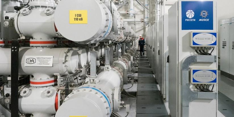 Первая цифровая энергоподстанция введена в эксплуатацию в Петербурге
