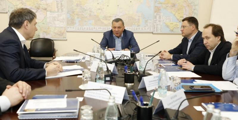 Ю. Борисов и А. Новак провели рабочее совещание с руководством «Системного оператора»