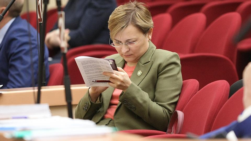 Людмила Бокова назначена на должность замглавы Министерства цифрового развития, связи и массовых коммуникаций