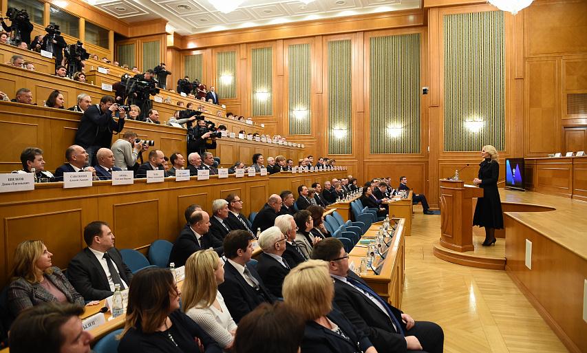 Счетная палата Российской Федерации: первые результаты анализа реализации нацпроектов