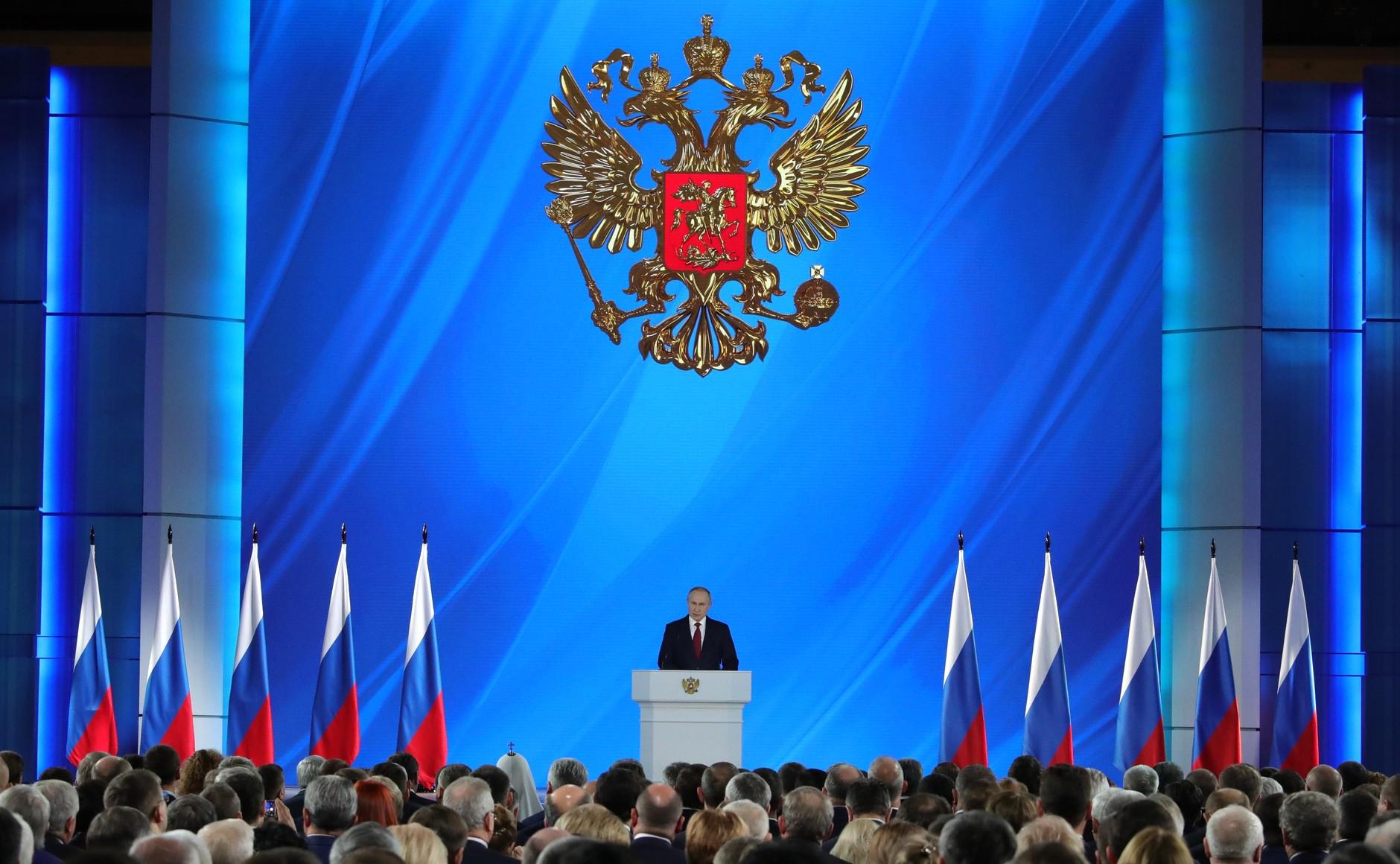 В. Путин: «Считаю правильным ускорить цифровую трансформацию реального сектора экономики»