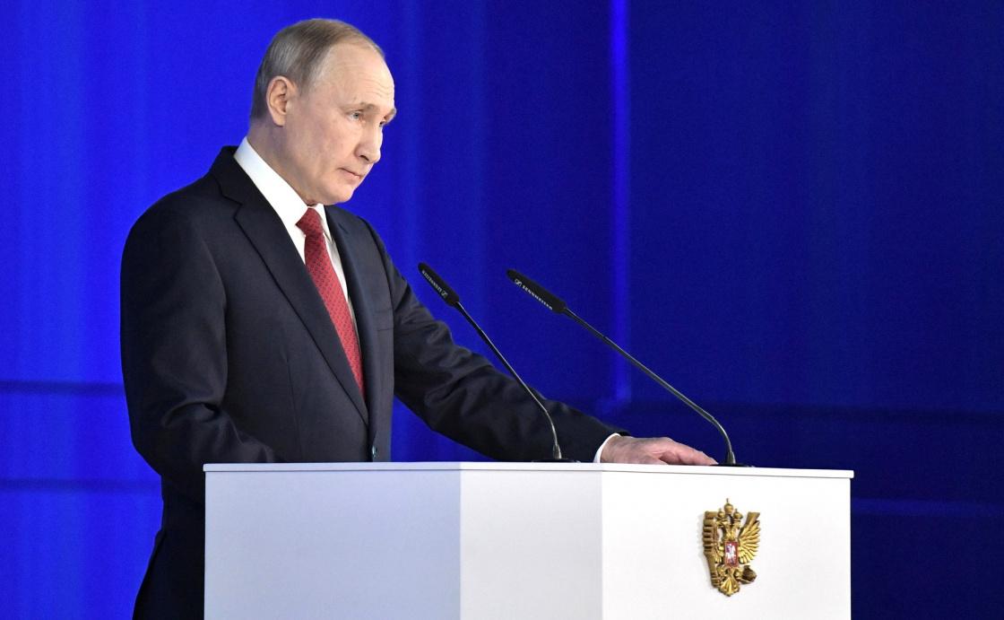 Владимир Путин: Россия должна разработать стандарты и технологии будущего