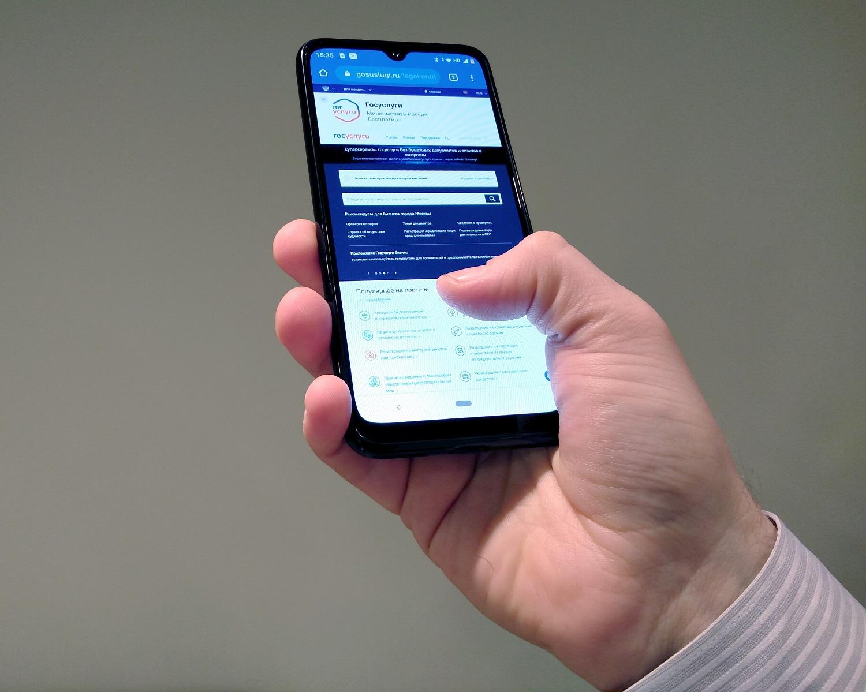 Шадаев предложил использовать смартфоны для прохода граждан в охраняемые здания