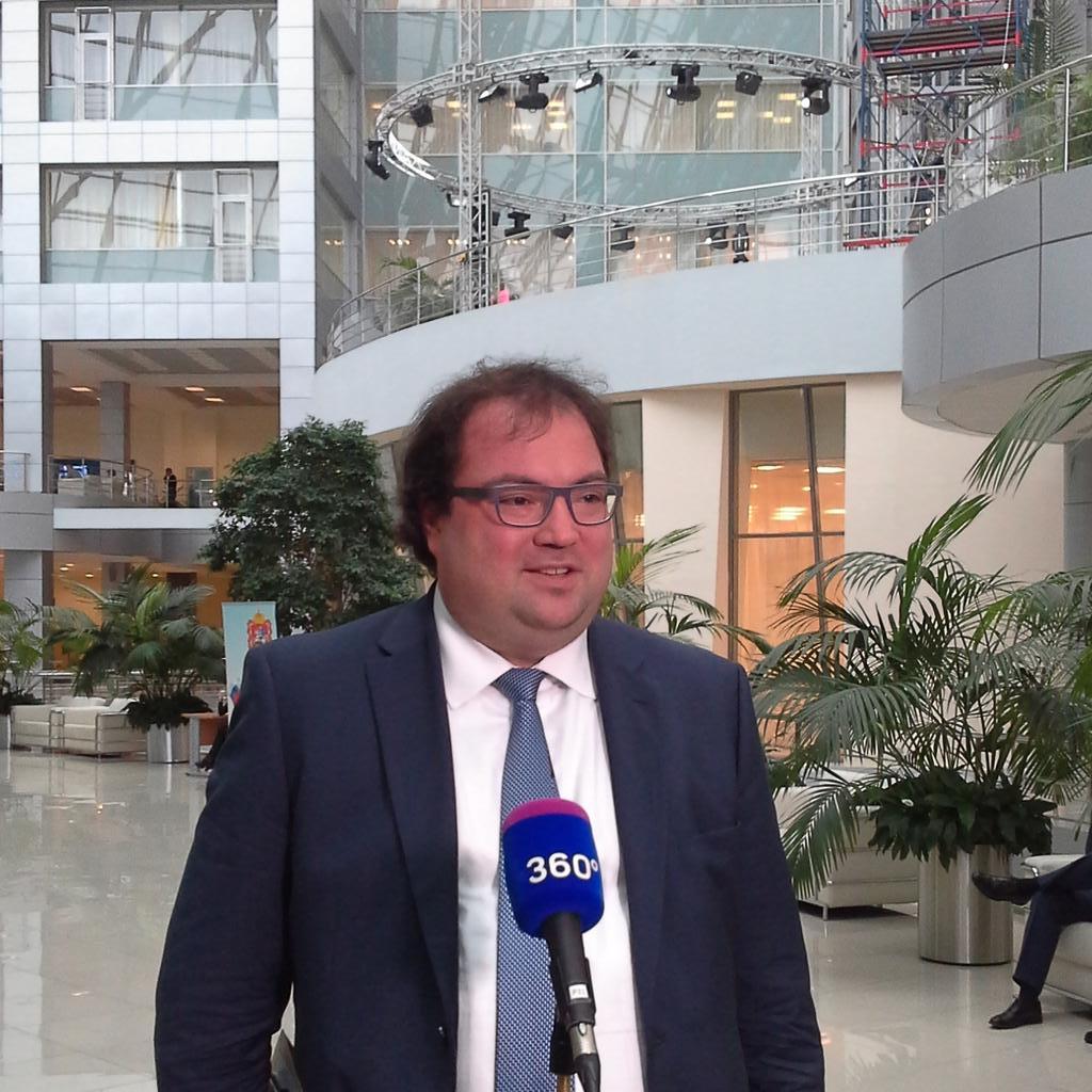 Министр цифрового развития Максут Шадаев представил новое видение цифровой экономики