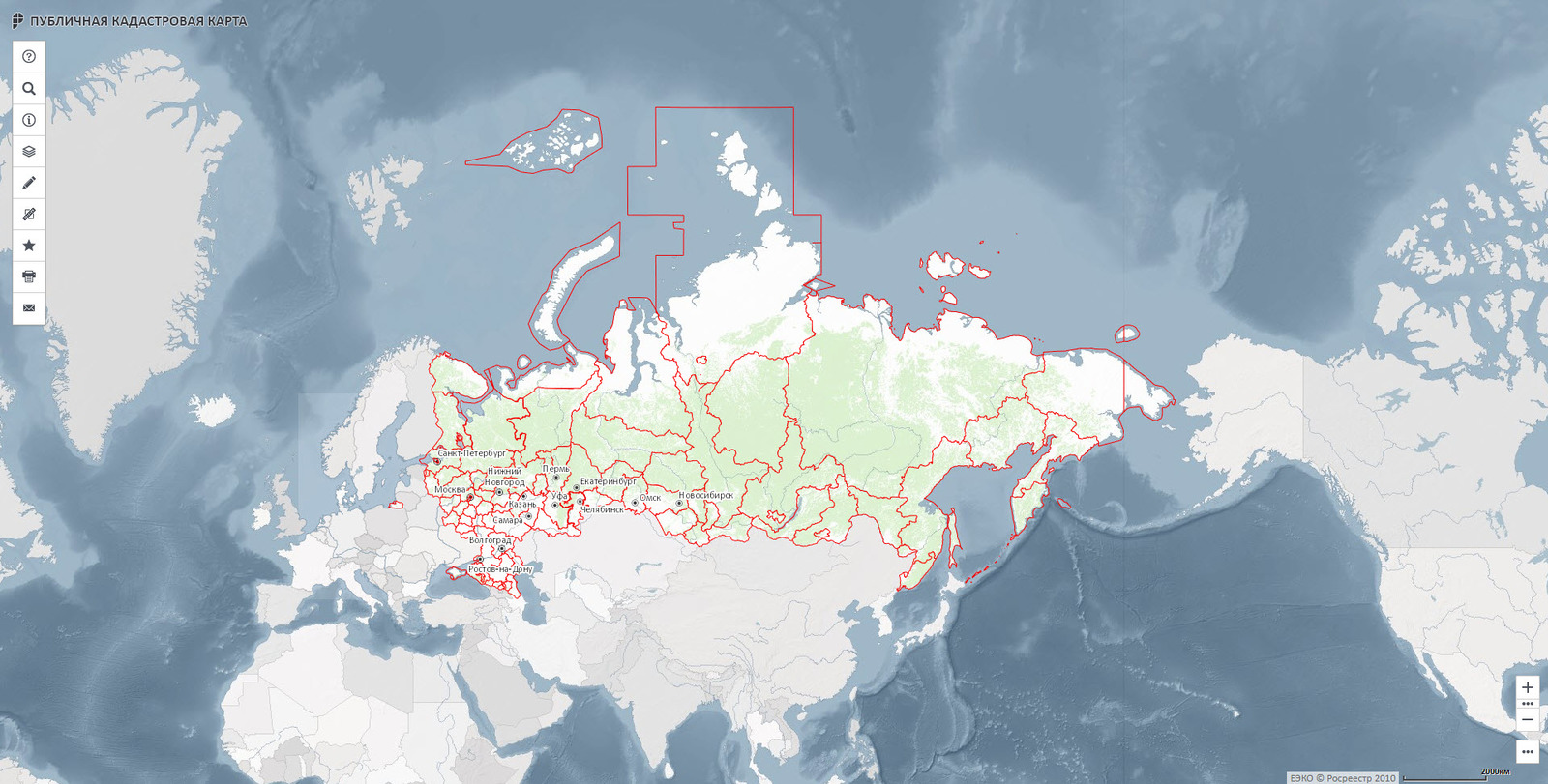 Росреестр предложил признать пространственные данные и геоинформационные системы сквозными цифровыми технологиями