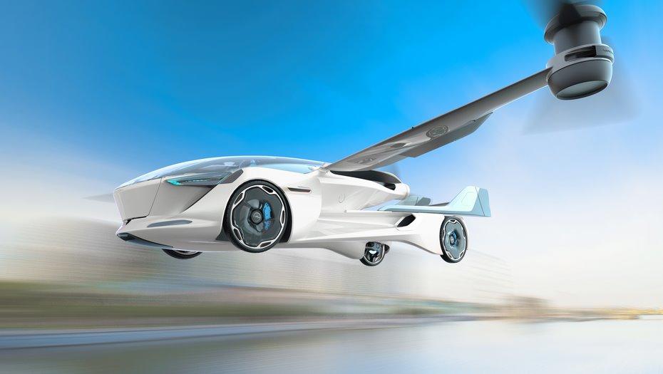 Проект  по созданию революционного летающего автопилотируемого электротранспорта поддержан крупнейшими международными компаниями